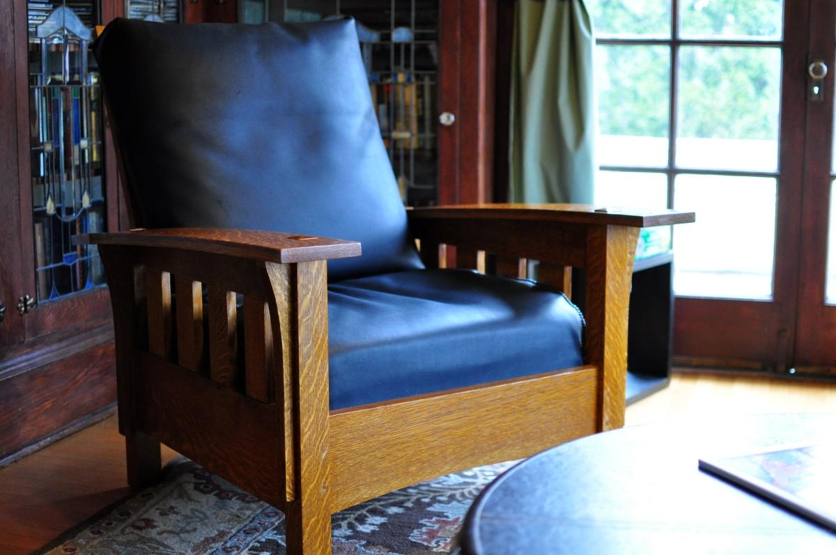 Morris chair cushions - Morris Chair Cushions 28
