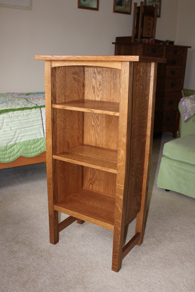 Stickley magazine stand