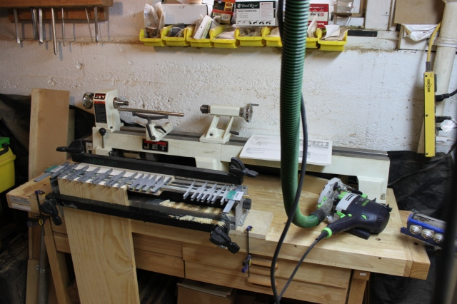Leigh adjustable dovetail Jig