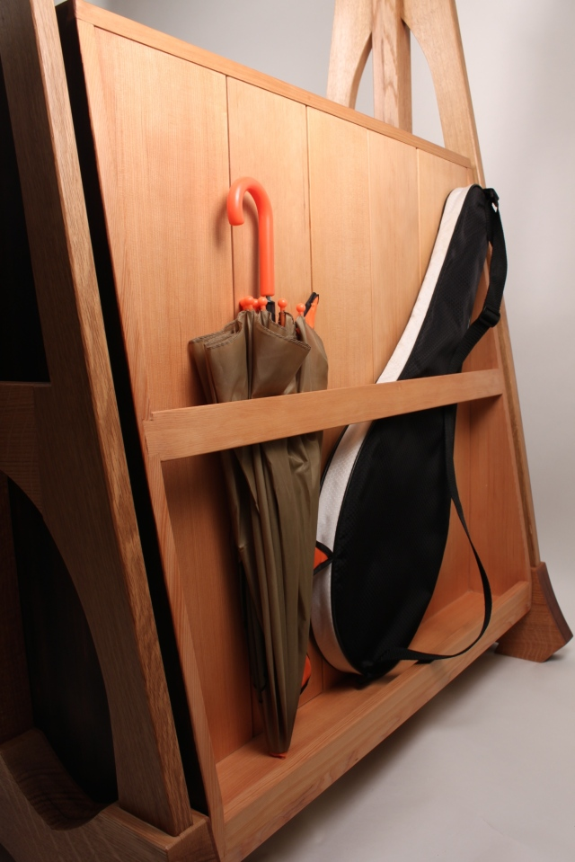 St. Johns coat/shoe rack v.1